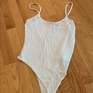Tops - White bodysuit